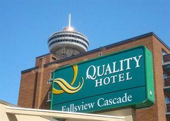 Photo of Quality Hotel Fallsview Cascade Niagara Falls