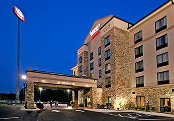 ‪Fairfield Inn & Suites Elkin / Jonesville‬