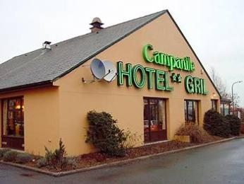 Hotel Campanile Brussels Airport