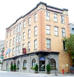 Photo of Hotel Champ-De-Mars Montreal