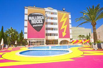 Fiesta Hotels - Mallorca Rocks Apartments