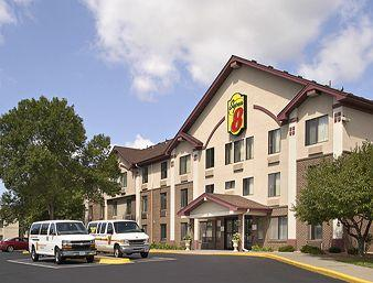 Super 8 Motel Bloomington
