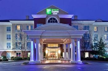 ‪Holiday Inn Express Greenville I-85 and Woodruff Road‬