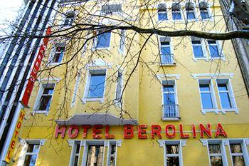 Berolina Hotel an der Gedaechtniskirche