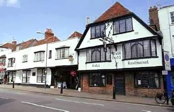 Falstaff Hotel Canterbury