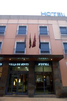 Photo of Hotel Villa de Pinto Madrid