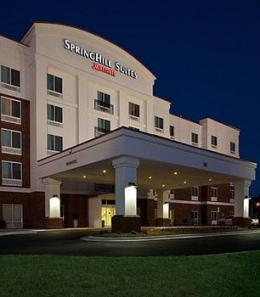 ‪SpringHill Suites by Marriott New Bern‬