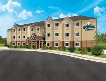 ‪Microtel Inn & Suites By Wyndham Pecos‬