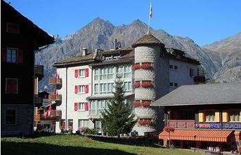 Photo of Turmhotel Swiss Q Graecherhof Grächen