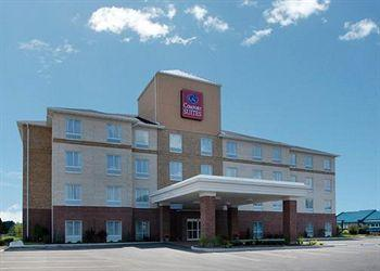 Comfort Suites Indianapolis