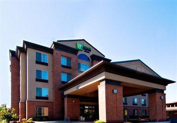 ‪Holiday Inn Express Hotel & Suites Eugene‬