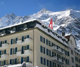 Hotel du Glacier
