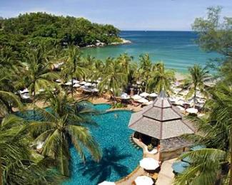 Отель Kata Beach Resort