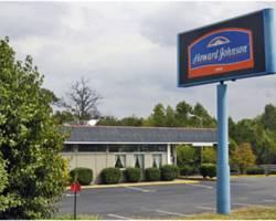 Howard Johnson Inn Fredericksburg