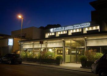 Comfort Hotel Roma Airport Fiumicino