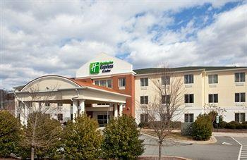 Holiday Inn Express Suites Mebane
