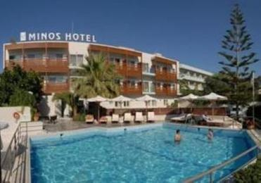 Photo of Minos Hotel Rethymnon