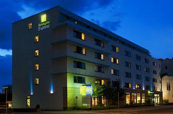 ‪Holiday Inn Express Frankfurt-Messe‬