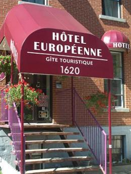 Photo of Hotel Europeenne Montreal