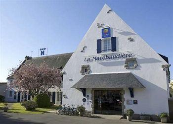 Quality Hotel La Marebaudiere Vannes