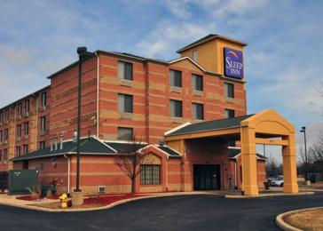 ‪Sleep Inn Tinley Park‬