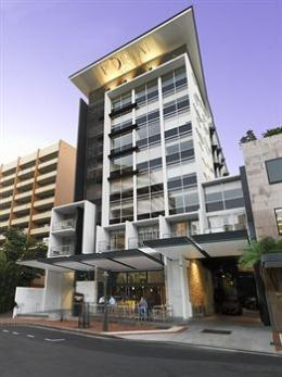 ‪Diamant Hotel Brisbane - by 8Hotels‬