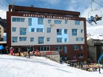 Aparthotel Les Olimpiades