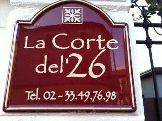 La Corte del '26 B&B