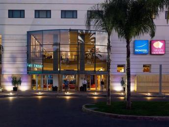 Novotel Casablanca City Center