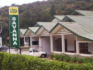 Green Savanna Holiday Bungalow