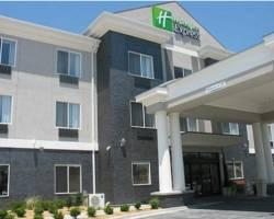 ‪Holiday Inn Express Hotel & Suites Pittsburg‬