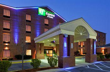 Holiday Inn Express Hotel & Suites I-95 Capitol Beltway-Largo