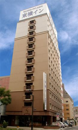 Toyoko Inn Hiroshima-eki Minamiguchi-migi