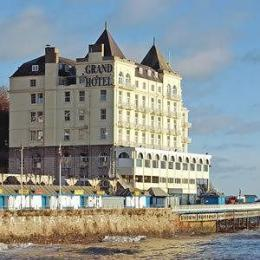 The Grand Hotel - Llandudno