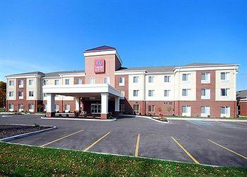 ‪Comfort Suites French Lick‬