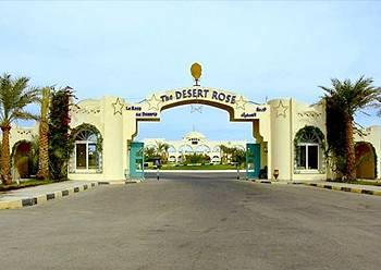 The Desert Rose Resort