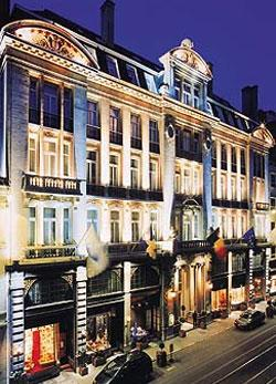 Hotel Astoria Brussels by Tiara