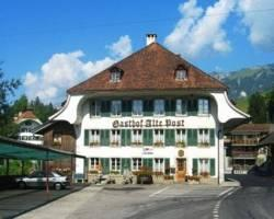 Photo of Gasthof Alte Post / Weissenburg Swiss Alps