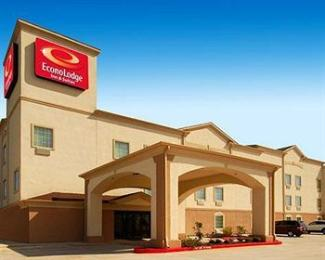‪Econo Lodge Inn & Suites New Braunfels‬