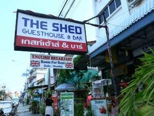 The Shed Guesthouse