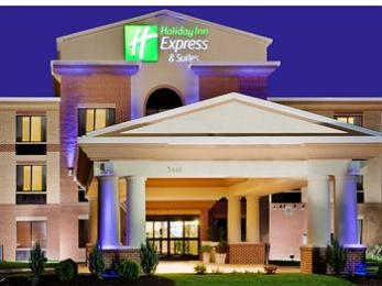 ‪Holiday Inn Express Hotel & Suites Exmore‬
