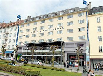 Photo of InCity Hotel and Apartments Bergen