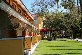 Hotel Thermas &amp; Spa Refugio Comanjilla