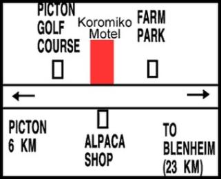 Photo of Koromiko Motel Picton