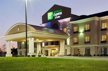 Holiday Inn Express Hotel & Suites Center