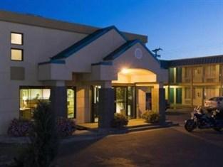 Best Western War Bonnet Inn Miles City