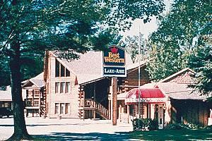 Photo of BEST WESTERN Lake-Aire Motel & Resort Tomahawk