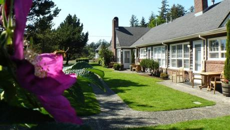 Ecola Creek Lodge Cannon Beach
