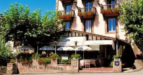 Hotel Les Pyrenees