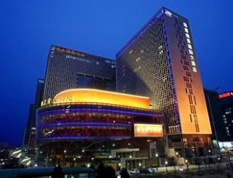 Grand Metropark Yuantong Hotel